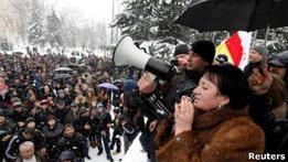 Джиоева хочет 10 февраля стать президентом Южной Осетии
