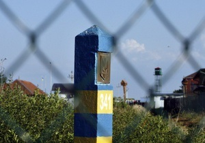 Украина упростила для молдаван правила въезда в страну