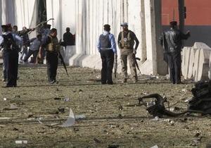 В Ираке подорвали здание полиции