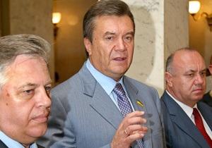 КПУ решила поддержать во втором туре Януковича