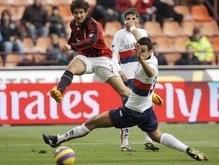 Серия А: Дубль Пато приносит победу Милану