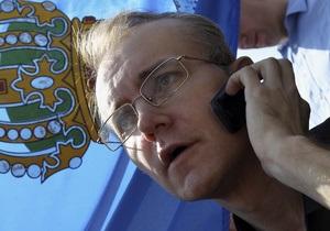 Суд отказался отменить итоги выборов в Астрахани, оспоренные оппозиционером Шеином
