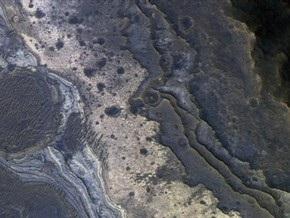 Астрономы: Вода исчезла с Марса гораздо позже, чем считалось