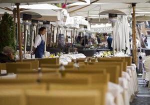 Во Флоренции появится ресторан, в котором можно будет расплачиваться продуктами