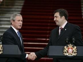 Рогозин: США планируют отстранить Саакашвили от власти