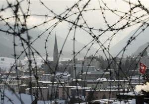 Охрану воздушного пространства Давоса обеспечат 30 самолетов ВВС Австрии