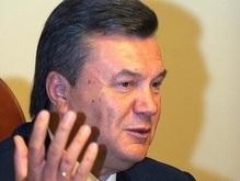 Янукович: Это правительство будет жить только сегодняшним днем