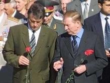 Четверть украинцев считает, что Кучма лучше Ющенко