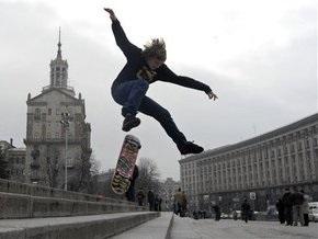 В парках Киева начинается сезон аттракционов