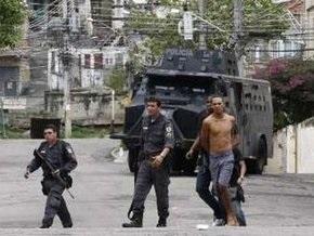 Бразильская полиция арестовала 279 наркоперевозчиков, изъята тонна марихуаны