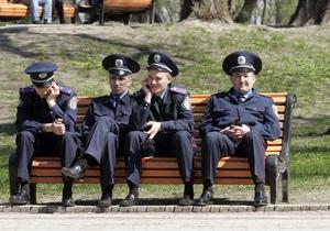 Пасха - В Украине правопорядок на Пасху будут обеспечивать почти 30 тысяч милиционеров