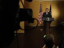 Буш обратился к России с официальным призывом