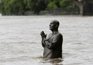 Наводнения в Европе: Чехия объявлена зоной бедствия
