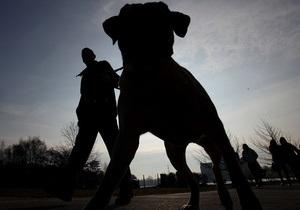Госпогранслужба наградит полсотни служебных собак медалями