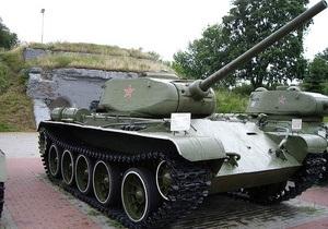 Ростовский чиновник попытался продать мемориальный танк