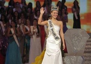 Американка стала обладательницей титула  Мисс Мира