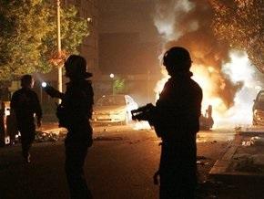 В Париже не прекращаются массовые беспорядки, вызванные смертью разносчика пиццы