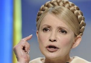 Тимошенко: Украина выбирает будущее на десятки лет