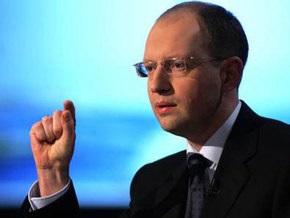 Яценюк не видит политических партнеров для своей организации