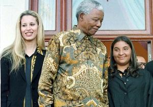 Повстанцы заявили, что Каддафи соврал о гибели своей дочери во время бомбардировок в 1986 году