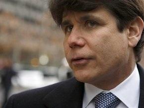 Обама призвал губернатора штата Иллинойс уйти в отставку