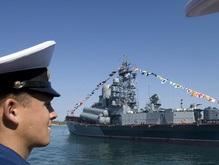 Генштаб РФ: Корабли Черноморского флота останутся у берегов Грузии