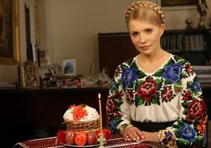 Тимошенко в пасхальную ночь посетит храмы всех конфессий