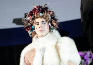 Стартовали Mercedes-Benz Kiev Fashion Days