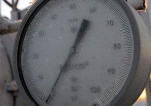 Киев разуверился в скором решении газового вопроса с Москвой