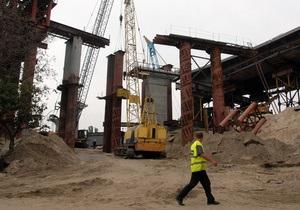 Киевсовет передал Юго-Западной железной дороге 60,5 га земли для строительства моста через Днепр