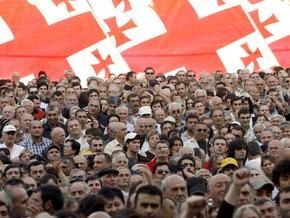 Бурджанадзе: Аресты оппозиционеров не помешают проведению акций протестов