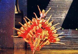 В Киеве впервые пройдут гастроли Большого Китайского цирка