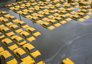 Правительство США выплатило пострадавшим от урагана Сэнди около $3,5 млн