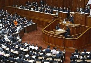Сегодня в Японии пройдут выборы в верхнюю палату парламента