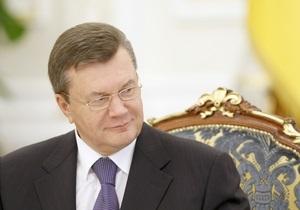 Янукович учредил языково-литературный конкурс