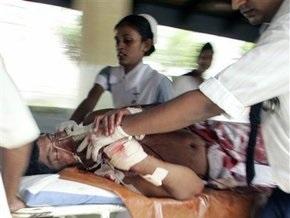 На Шри-Ланке убили 128 мирных жителей