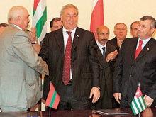 Президенты непризнанных республик встретились в Москве