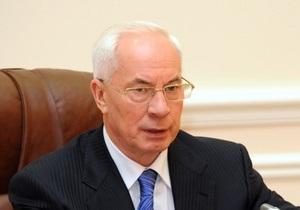 Азаров заявил, что граждан пугают  апокалИпсисом