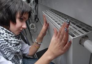 В домах Шевченковского района возобновили отопление
