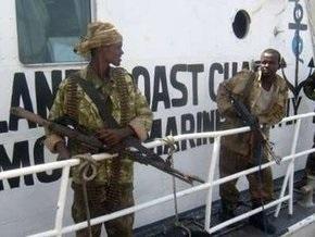 Сомалийские пираты взяли на абордаж датский сухогруз