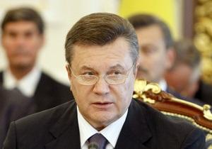 Янукович обещает реформировать систему власти на местах