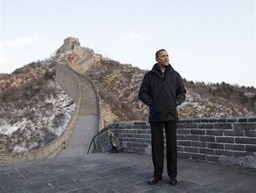 Обама встретился в Китае со сводным братом
