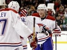 NHL: Монреаль выходит в лидеры Востока