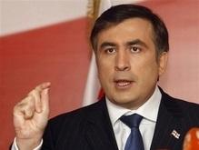 В Тбилиси пройдет инаугурация Саакашвили