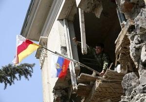 Москва назвала резолюцию США об оккупации Южной Осетии  пиаровским упражнением  и  заезженной пластинкой