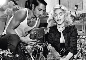 D&G представил рекламную кампанию с Мадонной