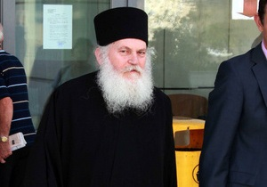 В Греции суд отменил приговор афонскому игумену, привозившему в Россию пояс Богородицы