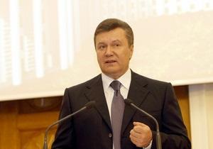 Янукович подписал закон об общеобязательном пенсионном страховании