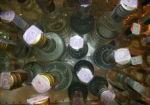 Рада усилила контроль над оборотом спирта