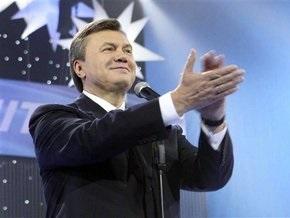Янукович подал документы в Центризбирком